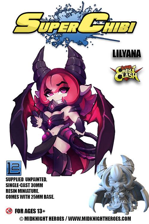 """Super Chibi """"Lilyana"""""""