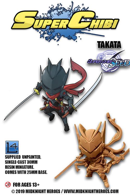 """Super Chibi """"Takata"""""""