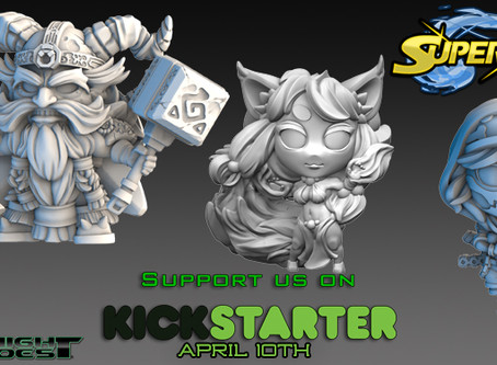 We did it! Super Chibi Round 4 Fully Funded!