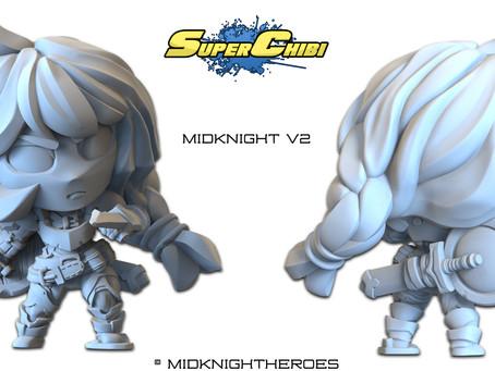 Midknight V2 Sculpt