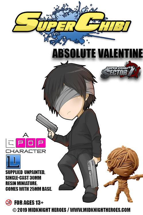 """Super Chibi """"Absolute Valentine"""""""
