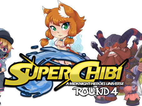Super Chibi Round 4 Funded!