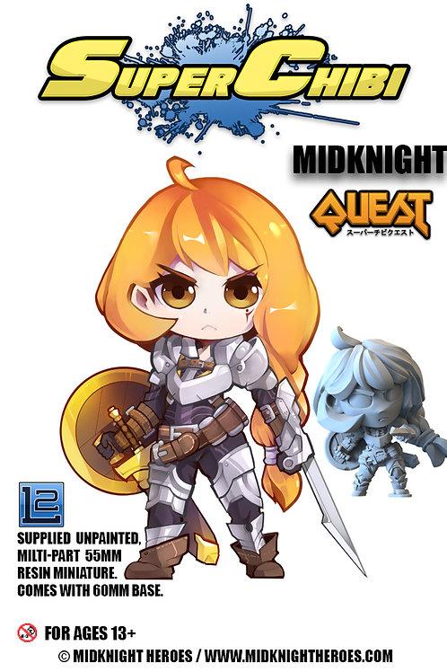 "Super Chibi ""MidKnight"" Quest Edition."
