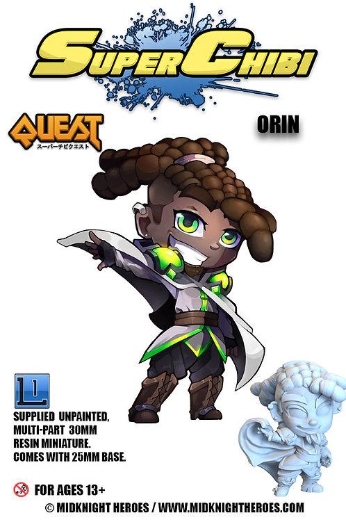 """Super Chibi """"Orin"""""""