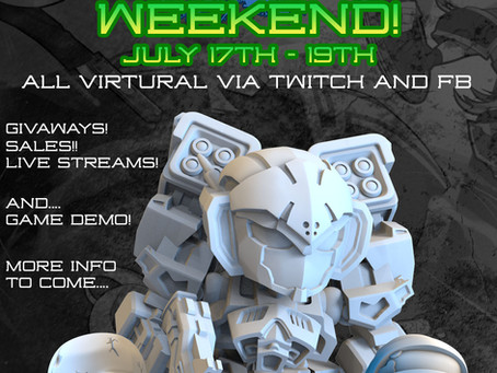 Super Chibi Weekend Starts Today!