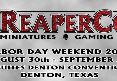 ReaperCon 2018 is a WRAP!