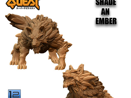 Ember & Shade up for Pre-order!