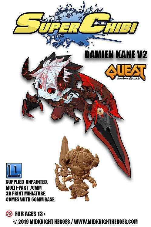 "Super Chibi ""Damien Kane"" v2"