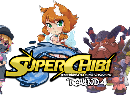 Super Chibi Round 4, Launching April 10th
