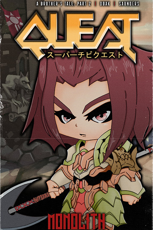 Super Chibi Quest V1 #2 [Ebook]