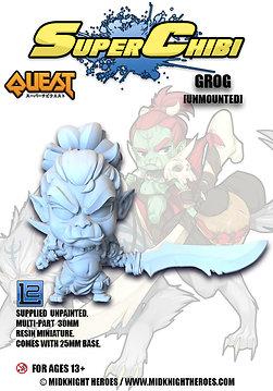 """Super Chibi """"Grog"""" [Unmounted]"""