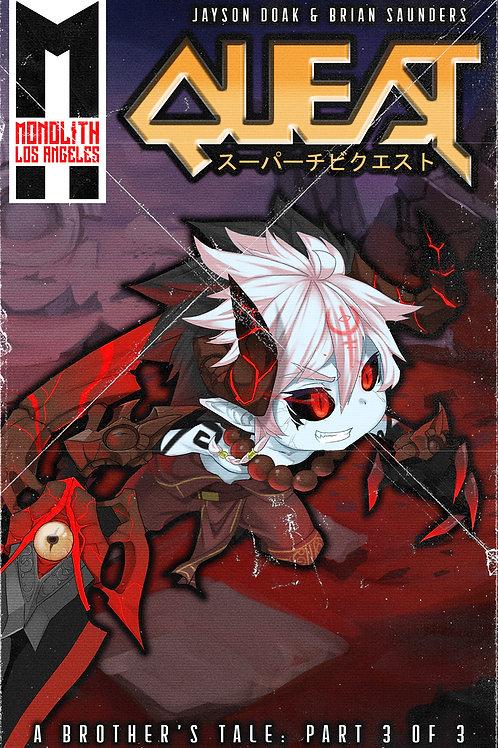 Super Chibi Quest V1 #3 [Ebook]