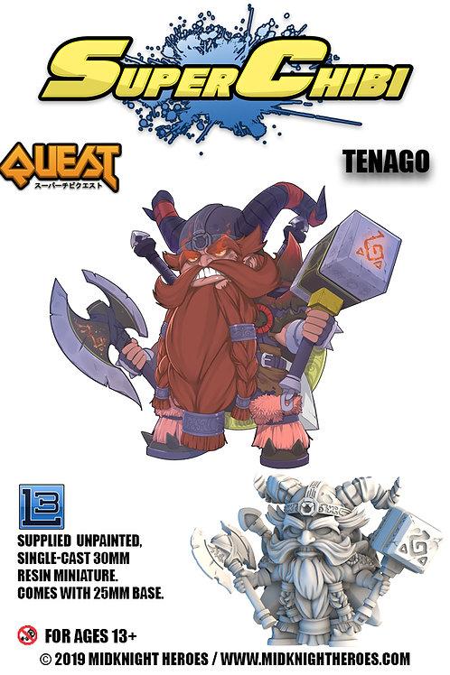 """Super Chibi """"Tenago"""""""
