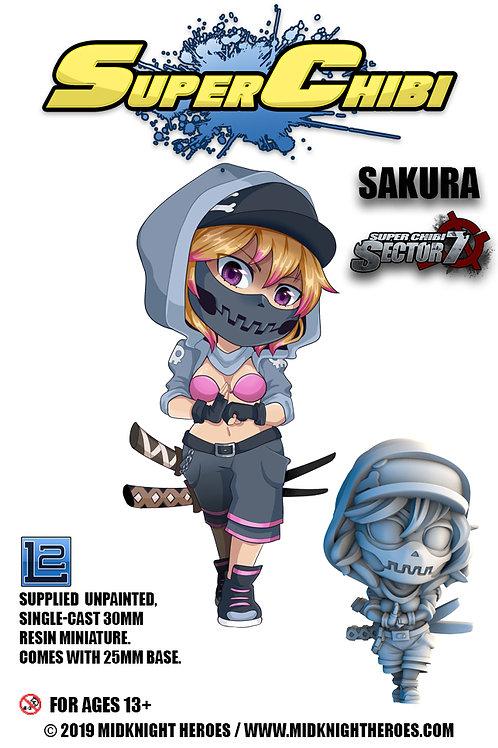 """Super Chibi """"Sakura"""""""