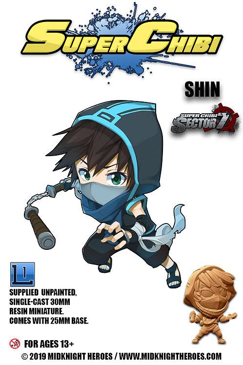 "Super Chibi ""Shin"""
