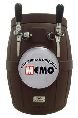 Chopeira Barril - Memo - 02 Torneiras