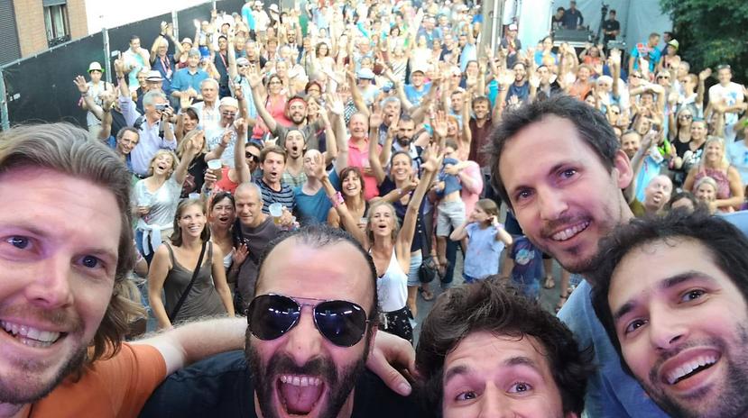 COLT Francofolies de Spa 2018 concert rock urbain Belgique