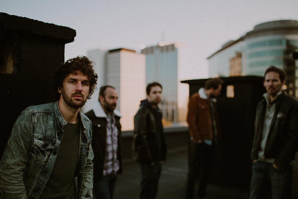 COLT rock urbain musique groupe belge Bruxelles