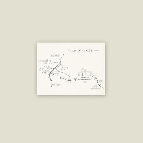 Plan Illustré