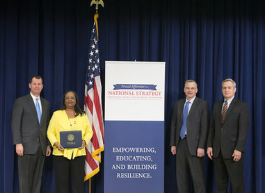 Building Resilient Communities Goes to the White House!