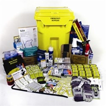13080 - Deluxe Office Emergency Kit (20 Person).
