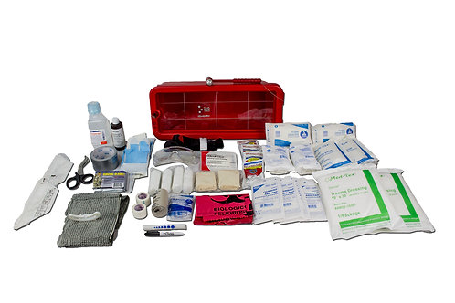 10360 - Bleed Control Trauma Management Station