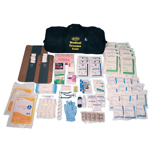 10408 - Multiperson Trauma Medical Units for – 50 Person
