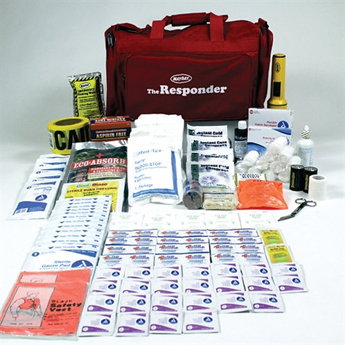"10401 - First Aid Trauma ""Responder"" Kit"