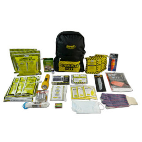 13037 - 3 Person Deluxe Emergency Backpack Kit