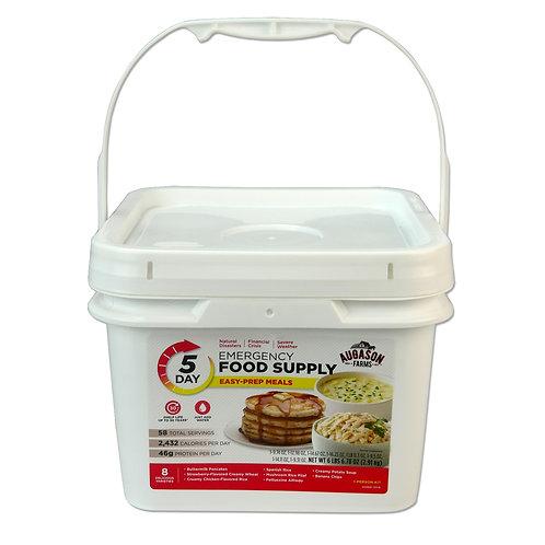 12188 5-Day Emergency Food Supply Kit