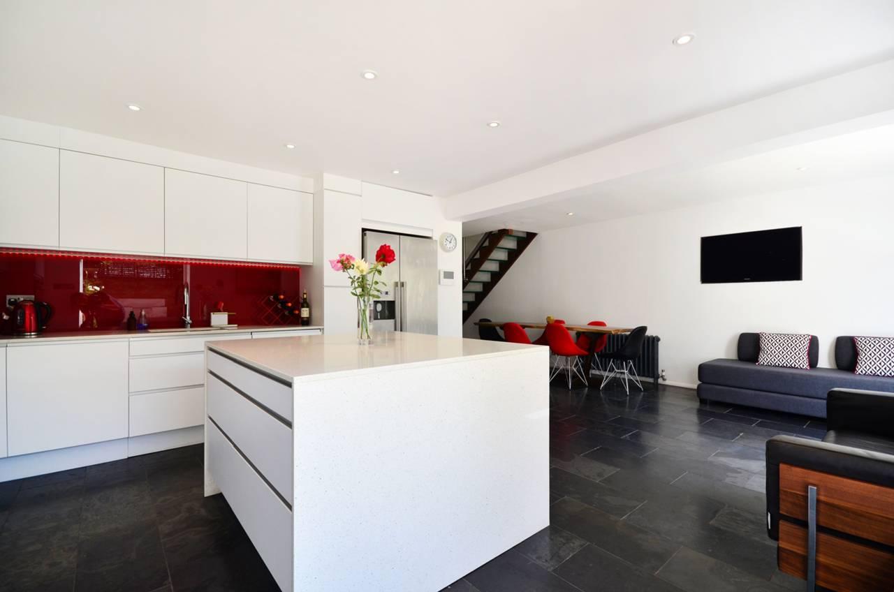 71 Elsham Rd - Kitchen on Garden Floor_2