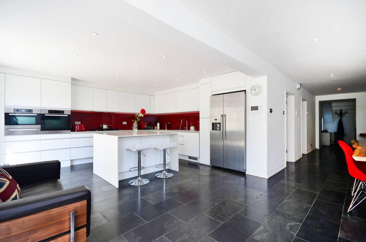 71 Elsham Rd - Kitchen on Garden Floor_3