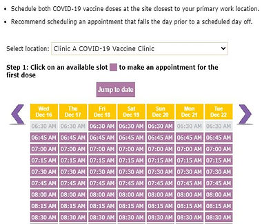 vaccine-scheduling-software-screenshot