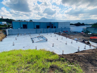 June '21 - Construction Progress