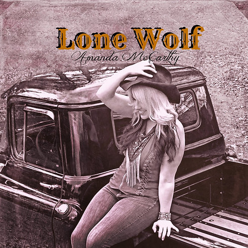 Lone Wolf - Autographed