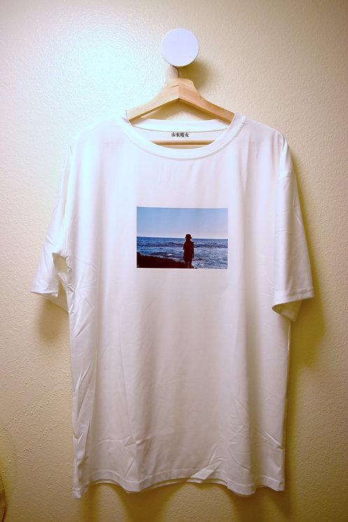 Future Witch T-Shirt White MW Photo
