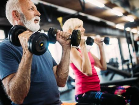 Strength Training Improves Heart Health