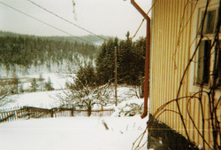 Talvikeli jäällä