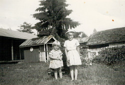Sirkka ja Helka 1960-luvulla