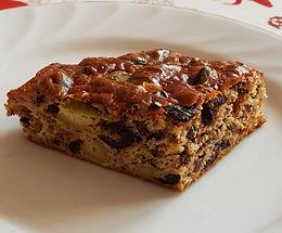 Le gâteau d'apéro aux olives de ma maman