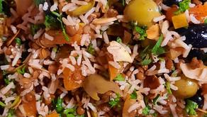 La salade de riz que j'aurais rêvé d'inventer