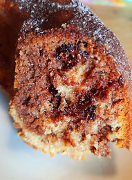 L'ultime ultra gourmand gâteau marbré vanille chocolat