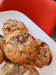 Cookies comme à New-York