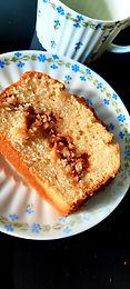 "Cinnamon ""roll mix"" cake"