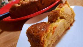 Le meilleur gâteau moelleux aux pommes