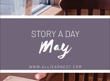 Story a Day May: Day One