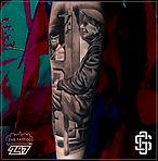 Stiwi G, B&G Tattoo, Realistic Tattoo @247zugtattoo @stiwi_g