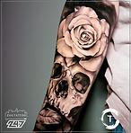 Tijana, B&G Tattoo, Realistic Tattoo @247zugtattoo @tijana_perovic
