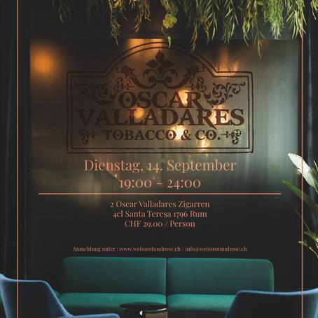 Oscar Valladares @ Weissrot & Rosé |14.09.2021