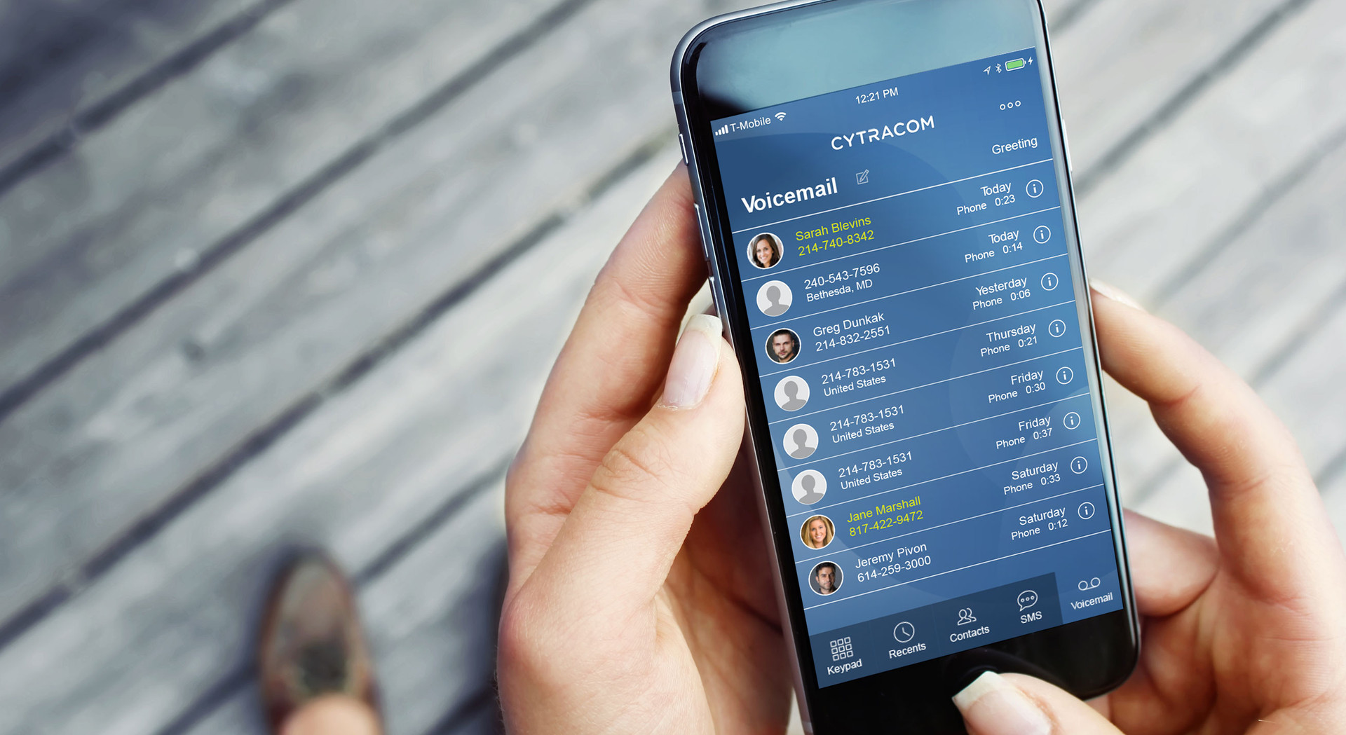 Cytracom VoIP App